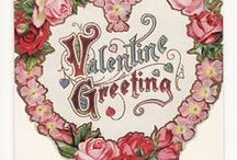 """Graphics: Valentine's Day / """"Oh, if it be to choose and call thee mine, love, thou art every day my Valentine!""""  ~ Thomas Hood"""