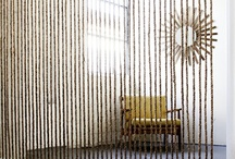 . room divider . / sculpture your space