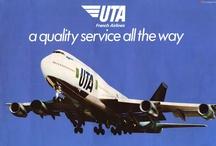 UTA French Airlines - Union de Transports Aériens