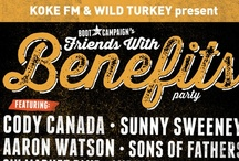 Friends With Benefits Party