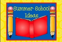 Summer school / by Beckie Palmer