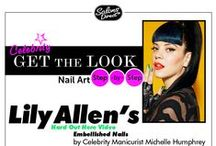 Nail Art Tutorials / How to guides for creating perfect nail art.