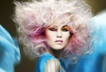 Inspirational Hair Collections / Collections from all the top names in the hairdressing industry!