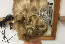 Your Bridal Creations / http://www.salonsdirect.com/products/hair/bridal-section/   #hair #bridal #inspiration