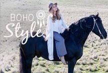 Boho Style / by birdsnest