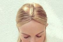 Festival Hair / Check out our festival hair ideas..