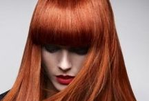 Copper and Red Hair