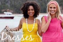 Casual Dresses / by birdsnest
