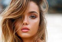 Bronde hair colour