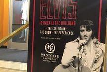 Graceland Presents ELVIS: The Exhibition / Graceland Presents ELVIS: The Exhibition at the Westgate Hotel in Las Vegas.  See our review of this amazing collection of Elvis Memorabilia.   https://paradisefoundtours.com/blog/las-vegas/elvis-presley-returns-to-las-vegas/