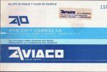 Aviaco / Spanish Airline from 1948 - 1999