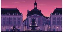 Bordeaux / Bordeaux, la région bordelaise, le vignoble, la ville, les monuments à voir, les sorties à faire, les lieux à visiter, la vie à Bordeaux