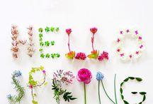 Moodboard Printemps Spring / C'est le printemps ! Inspiration printemps #spring #springmood #springmoodboard #printemps #printannier