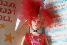 Hello Dolly / Beautiful Dolls: Collectibles, Porcelain, Barbies, Vintage, Rag, Plush, Paper, Handcrafted...  Please add only dolls to this board. No miniatures (unless it's a doll), no plates, pictures, etc.  I'll re-pin on a different board if you are not sure where to pin it. Thanks! Audi   / by Audi Lee