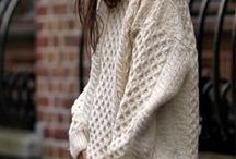 knit / by Ruth Overholser