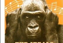 Ungawa!! / Do the Monkey, dance watusi y como los gorilas...urgh! urgh!