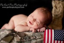 Photography of Newborn/Baby / by Kristyn Metcalf