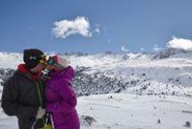 SNOW ACTIVITIES / Grandvalira, Vallnord & Naturlandia