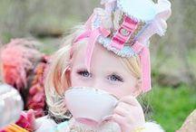 Alice no pais das maravilhas / Festa de 1 aninho
