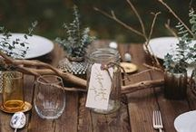 How to decorate a table
