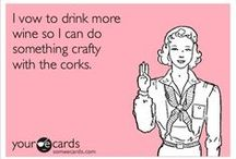 Cork Crafts / 101 things to do with corks