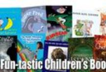 Fun-tastic Children's Books (Slugs Welcome) / Home of the Fun-tastic Children's Books (Slugs Welcome) authors groups.  Discover great new children's/YA books/authors.  Facebook: https://www.facebook.com/groups/FuntasticChildrensBooks  Goodreads: https://www.goodreads.com/group/show/124724-fun-tastic-children-s-books-slugs-welcome