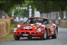 250 GTO - SCALFARO MOOD BOARD - GTO1962 BIZZARRINI WATCH EDITION / Images of the Ferrari 250 GTO sports car which was created  by L'Ingegnere Giotto Bizzarrini in 1961/62 and inspired the Scalfaro GTo1962 Bizzarrini watch Edition.