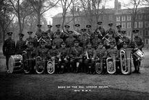 RWF Regimental Bands and Musicians