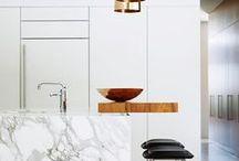 Kitchen inspiration. / Design ideas + inspiration for your kitchen.