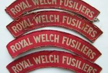 Ensignia of The Royal Welch Fusiliers