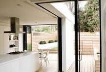 Window + Door inspiration. / Window/Door ideas + inspiration for your home.