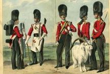 Regimental Paintings