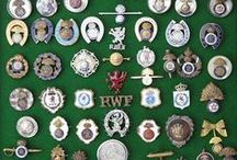 RWF Sweetheart Brooches