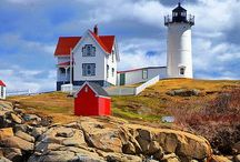 New England / by Judy