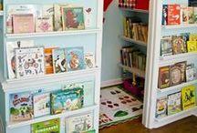 Kids Playroom Ideas / Super Fun Kids Playroom Ideas | Little ones grow up fast, make their learning area fun!