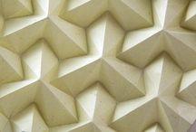 Textured interiors / Sculptural Organic