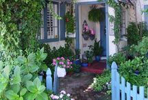 Blue County Cottage / by Judy