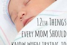 Baby Baby / Share baby tips and fun stuff here! / by Honey Badger