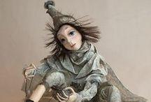 Кукольный мир Тамары Пивнюк