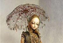 Ирина Дейнеко / И снова куклы, целая сказочная страна