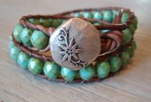 Wrap Bracelets / by Ann Branthwaite