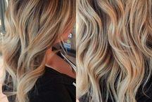 Hair / Hair beauty