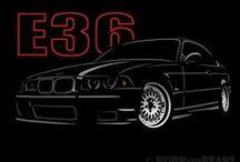 BMW e 36 / Auto-bmw