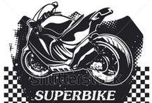 Bikes super-sport / Moto