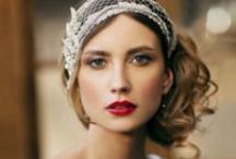 Fancy hair, makeup and nails / Wedding fashion trends for hair, makeup and nails