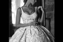 Gorgeous Gowns / Wedding dreams come true