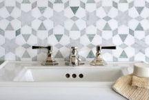 kitchen & bathroom tiles