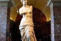 アフロデェーテ彫刻