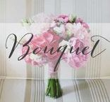 BOUQUET / Bride Bouquet, peonies, roses, freesia...