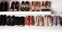 """Shoes / """"Mamma diceva sempre che dalle scarpe di una persona si capiscono tante cose, dove va, cosa fa, dove è stata."""" Forrest Gump"""